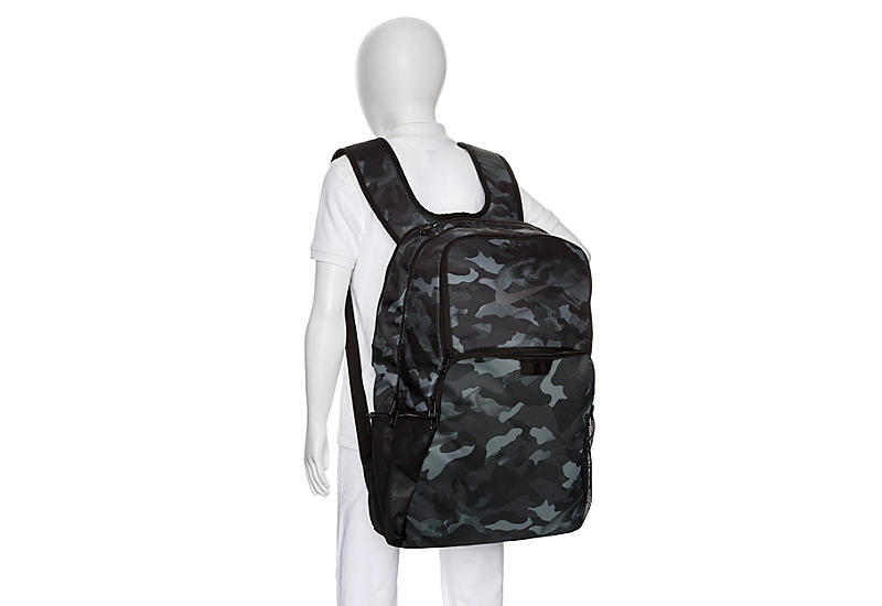 NIKE Unisex Brasillia Xl Backpack - CAMO
