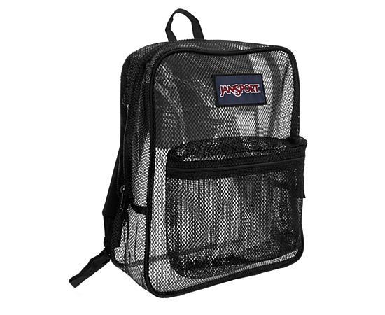 Unisex Jansport Mesh Backpack