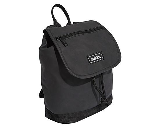 Unisex Suede Mini Backpack
