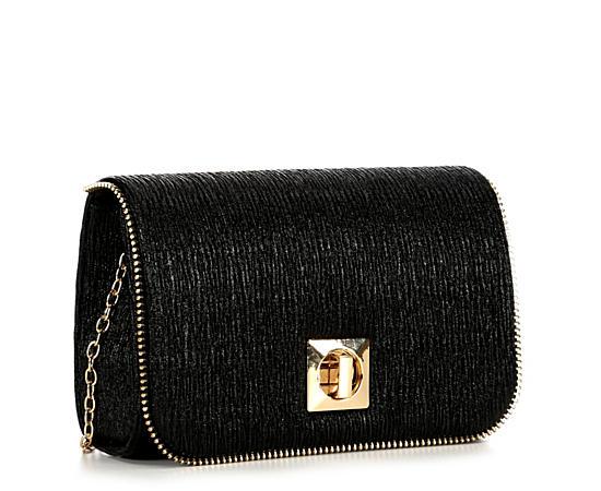 Womens Black Evening Bag