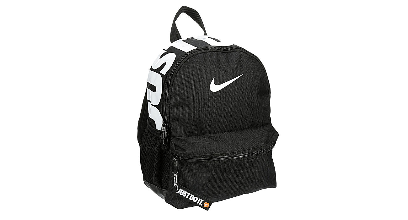 NIKE Unisex Brasilia Jdi Mini Backpack - BLACK
