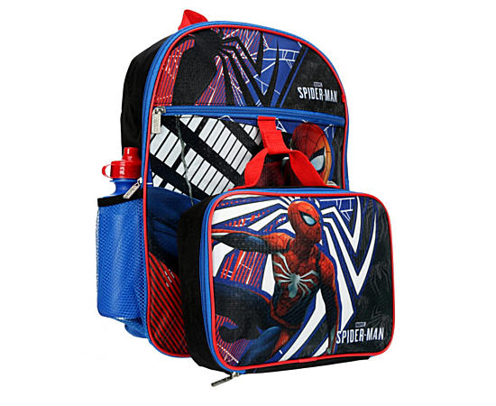 Boys Spiderman Backpack