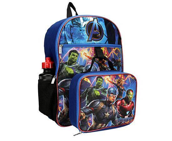 Boys Avengers Backpack