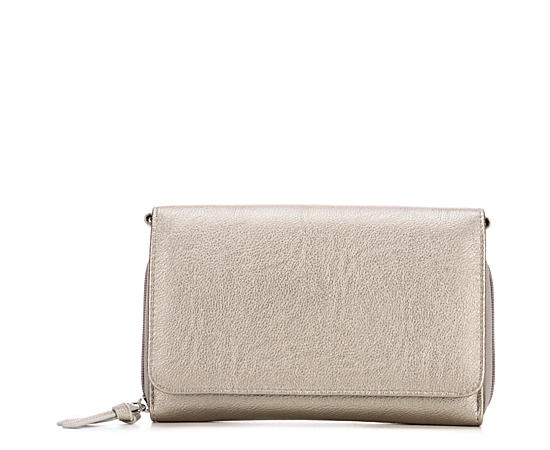 Womens Flap Cross Body With Battery