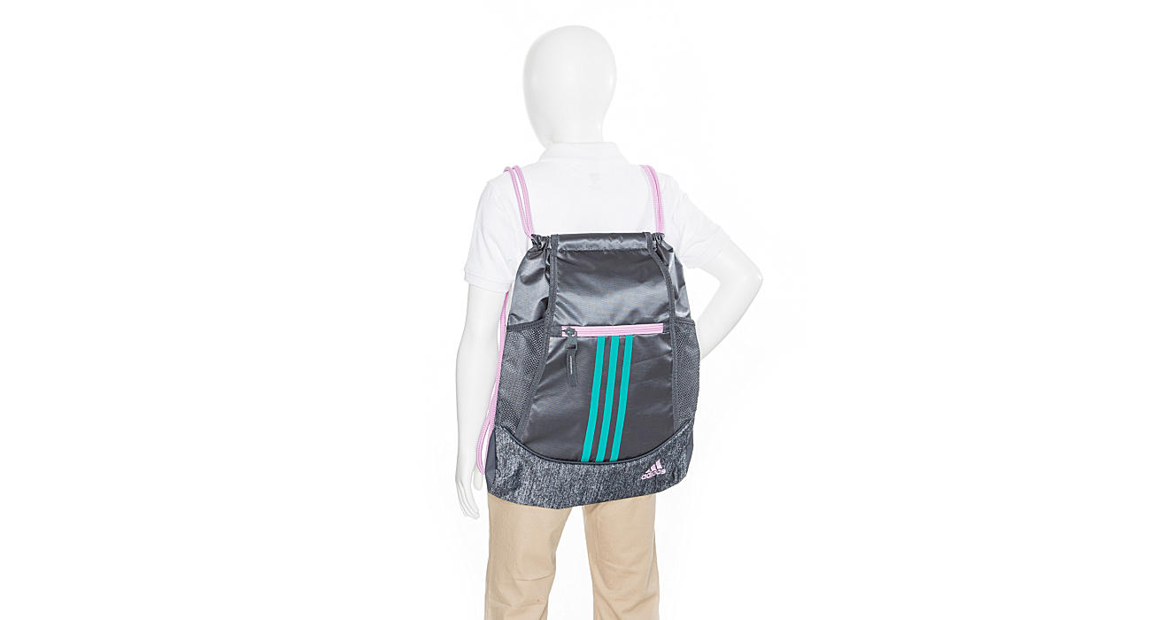 ADIDAS Womens Alliance Ii Sack Pack - GREY