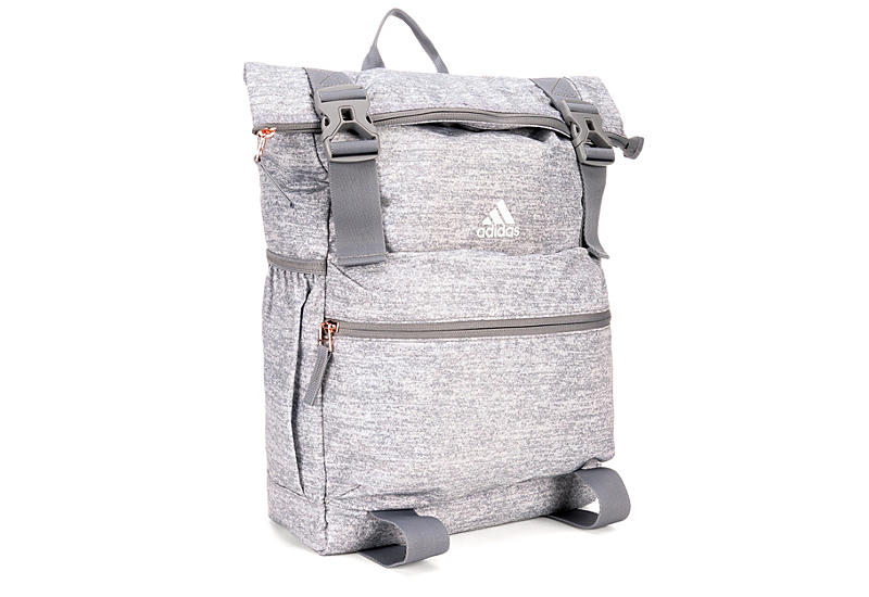 Adidas Unisex Yola Backpack - Pale Grey c7281834a2167