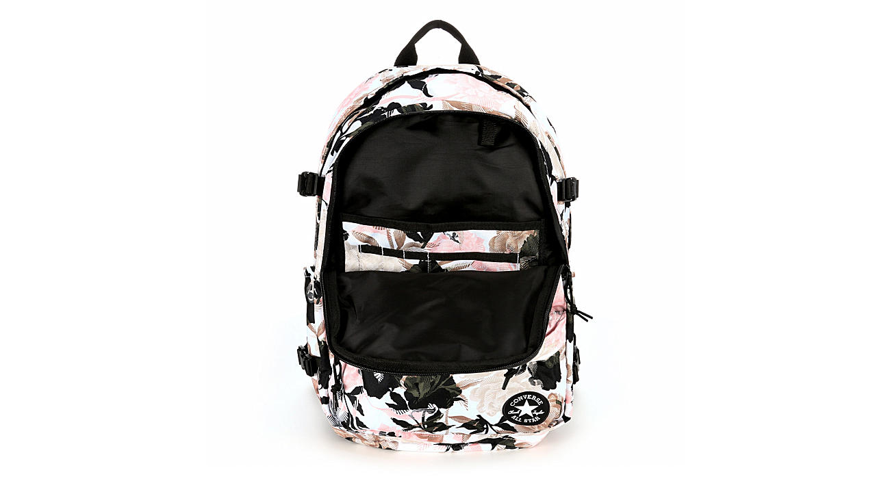 CONVERSE Womens Go Backpack - WHITE