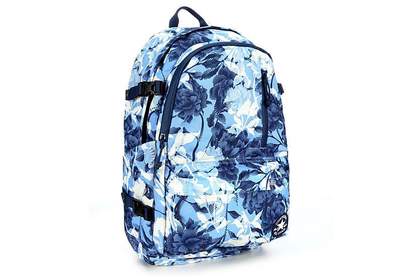 Converse Womens Go Backpack - Pale Blue f8b4420171f4b