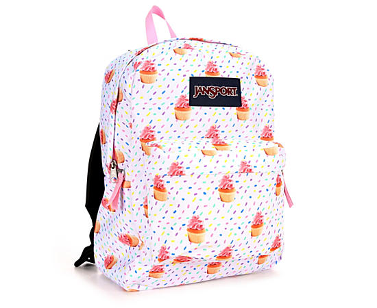 Unisex Cupcake Backpack