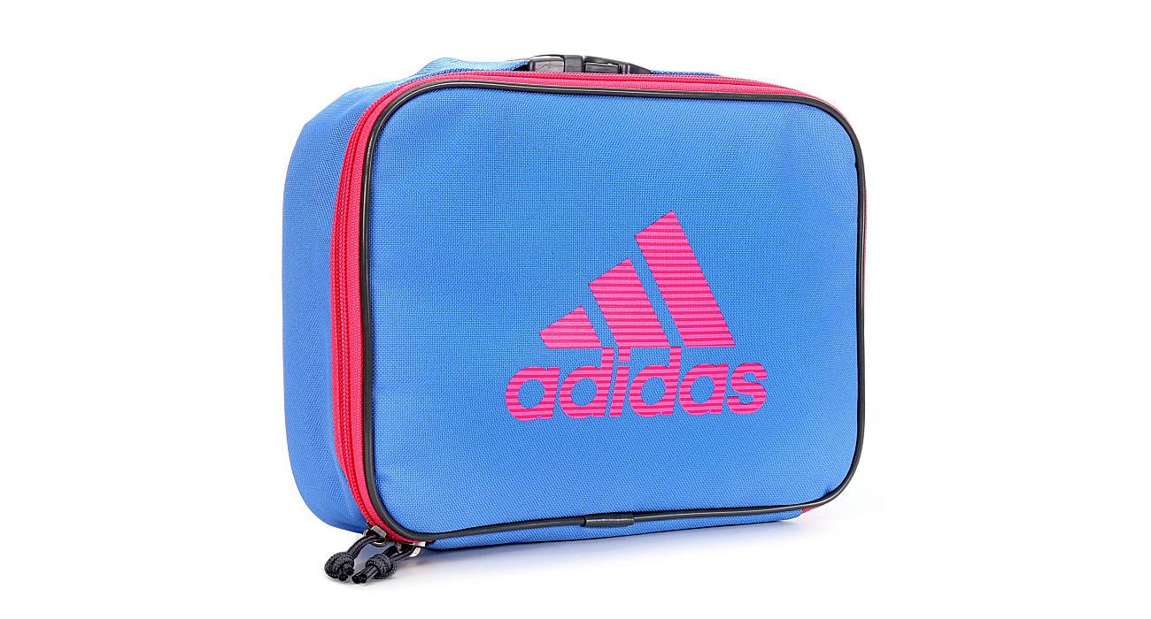 ADIDAS Unisex Adidas Foundation Lunch Bag - BRIGHT BLUE