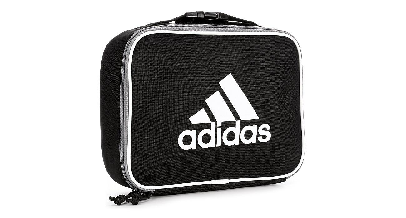ADIDAS Unisex Adidas Foundation Lunch Bag - BLACK
