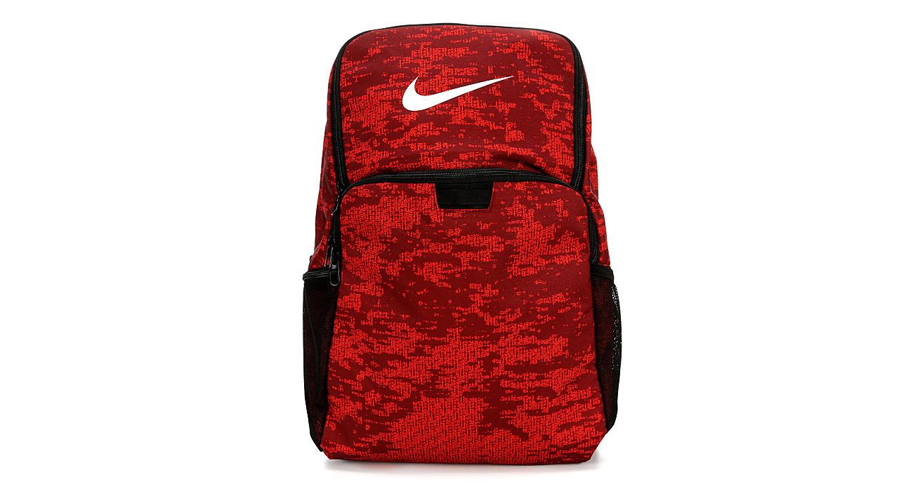 NIKE Unisex Brasillia Xl Backpack - RED