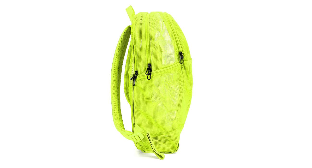 NIKE Unisex Brasillia Xl Backpack - BRIGHT YELLOW