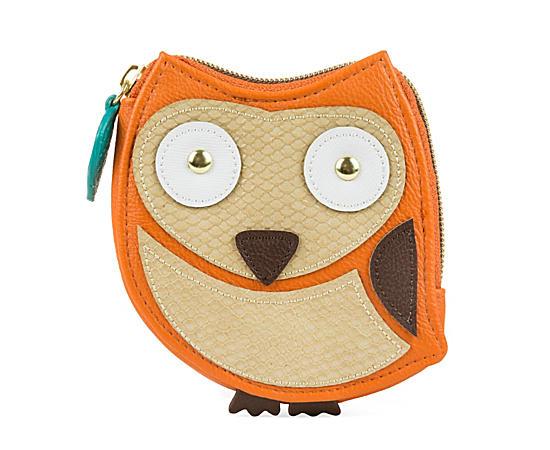 Womens Owl Pocket Pet