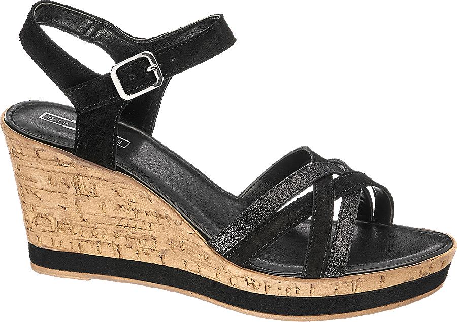 Femmes Boutique Noir Sandalette Acheter Dans Ligne Avenue Avantageux À En De 5th La Prix TKcl13FJ