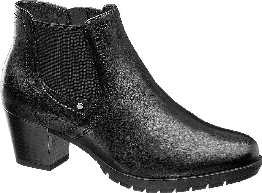 Medicus La À Prix Chelsea Dans Boot En De Femmes Boutique Ligne Noir Acheter Avantageux sCdxthQr