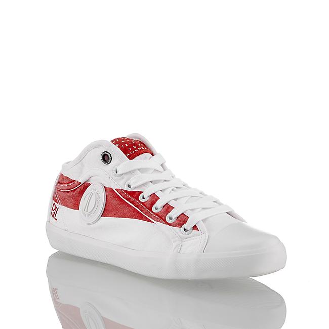 En Jeans Acheter Avantageux In Lacet Chaussure Femmes La Boutique 45 rouge Ligne Blanc Prix Dans Pepe De À 1cJlFK