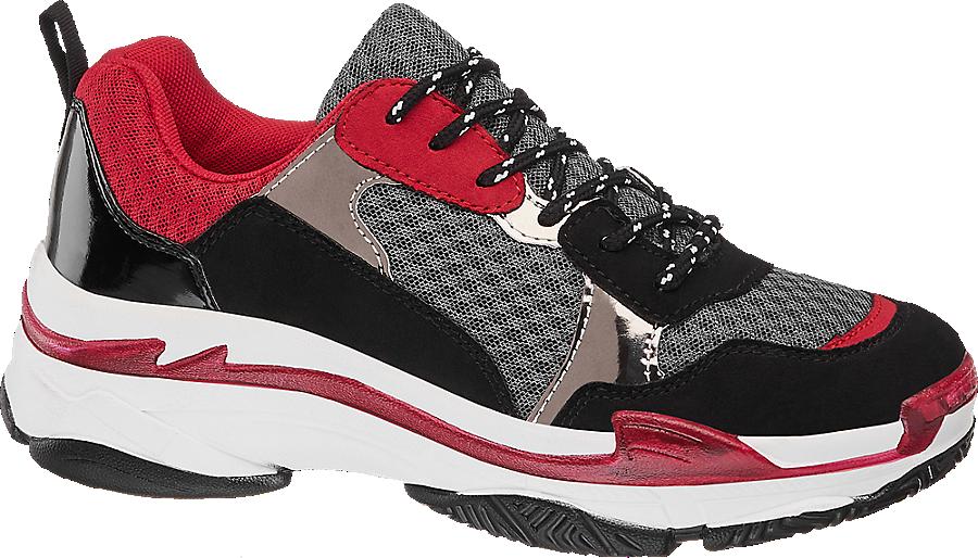 La Femmes Acheter Graceland De Ligne Avantageux Boutique Gris À Dans Prix Sneaker Chunky En Yv6yIfgb7