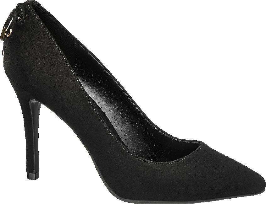 Escarpin Femmes Dans Noir Prix La Boutique Ligne Acheter À Avantageux De Graceland En 8OkXnw0P
