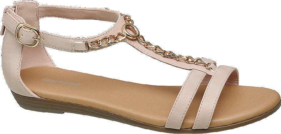 La Dans Avantageux De À Graceland En Rose Femmes Ligne Acheter Prix Sandale Boutique 29IWYeEHDb