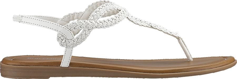 En Blanc Sandale Femmes La Ligne À Boutique De Dans Acheter Prix Avantageux Graceland SMGLpqUzV