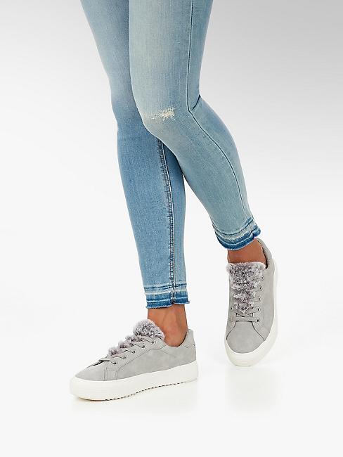 À La De Acheter Graceland Prix Dans Boutique Femmes Avantageux Sneaker Ligne En Gris shtQrdCx