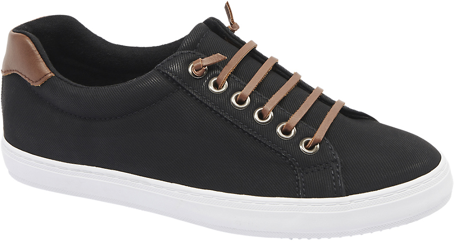 Femmes Ligne Acheter À Boutique Prix De Sneaker Avantageux Noir Graceland La En Dans UMVLqSzGp