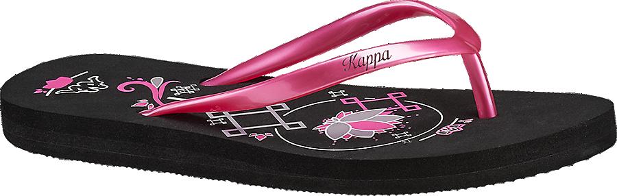 Dans À Ligne Kappa Boutique Prix Vif De Avantageux Acheter Femmes La Rose Tongs En LqA35R4j