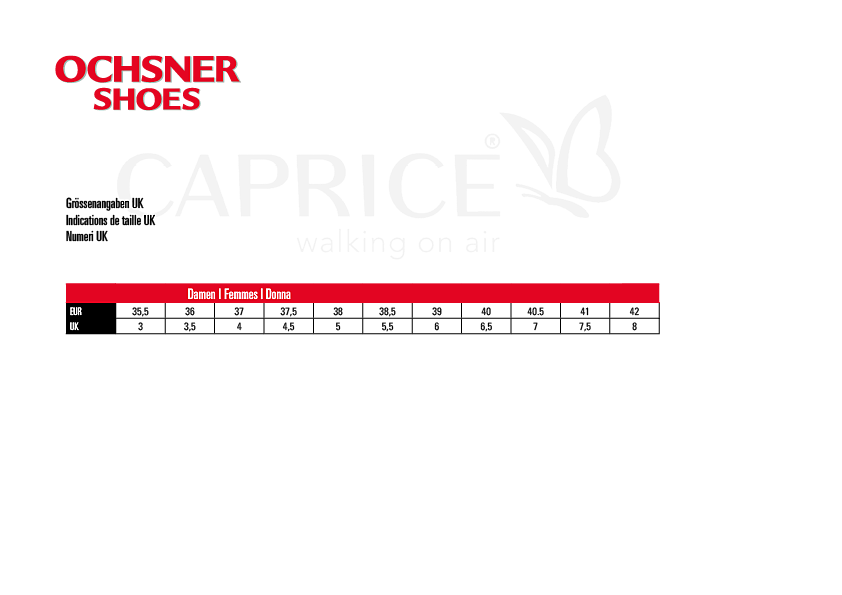 Caprice Valentina Damen Stiefel Braun In Von Günstig Im Online-shop Kaufen