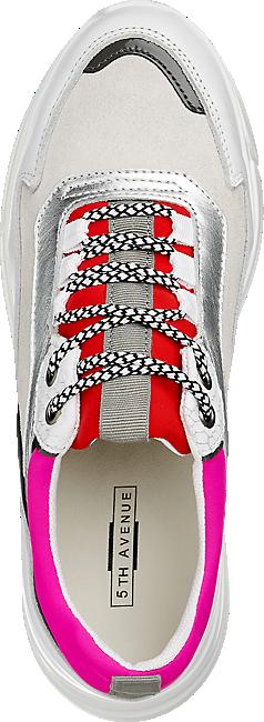 Sneaker Chunky Donna Da Vera In Pelle 0Ok8nPXw