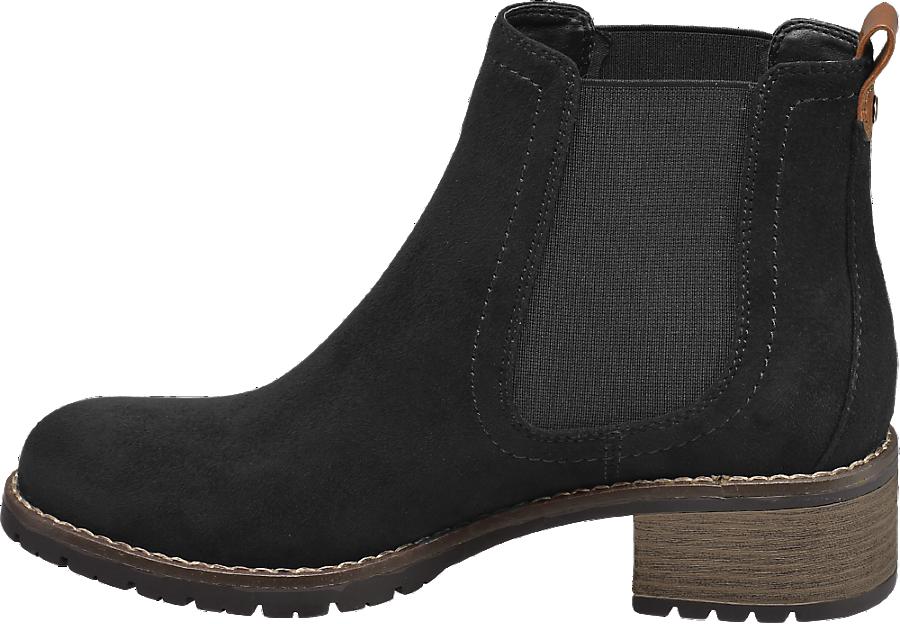 Damen Im Günstig shop Chelsea Kaufen Online Artikelnummernbsp;1111153 Schwarz Von In Graceland Boot 5j4R3LA