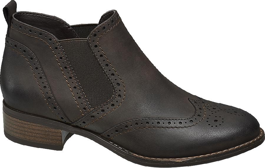Braun Damen Günstig Im Graceland Artikelnummernbsp;1142470 Boot shop Von Chelsea Online Kaufen In exWroCBd
