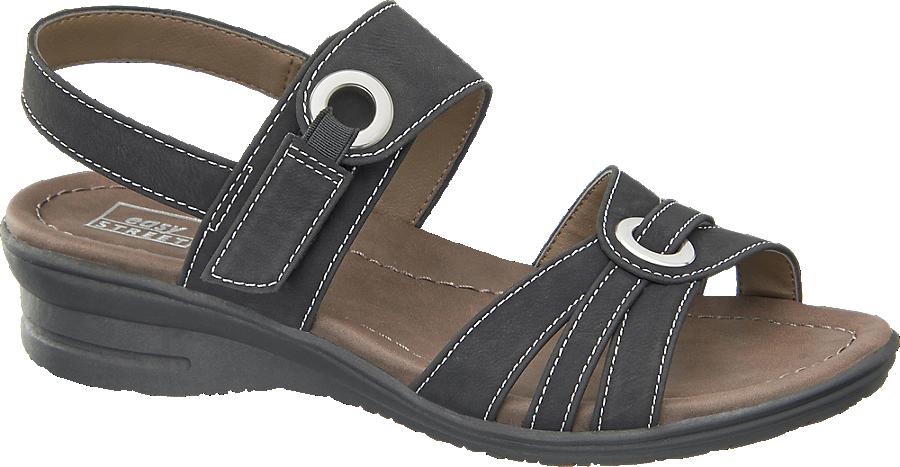 Artikelnummernbsp;1200569 In Sandale Online Easy Im Damen shop Kaufen Schwarz Street Günstig Von bIYvmf6gy7