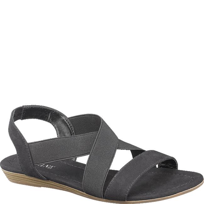 Günstig Artikelnummernbsp;1210690 Graceland shop Online Schwarz Von Im Sandale Kaufen In Damen eDbWY29EHI