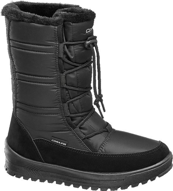 Günstig Damen Kaufen Schwarz Artikelnummernbsp;1114152 Von Cortina shop Im In Online Snowboot clFJ3uKT1