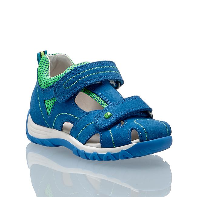 Angelo Lll Günstig Online Kaufen Jungen shop Sandale Elefanten Von M Im Weite In Blau j435LAR