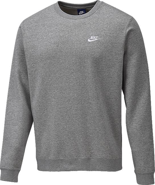 Artikelnummernbsp;6603126 Grau Im Online In Nike Training shop Günstig Von Sweatshirt Herren Kaufen ymNw80nOv