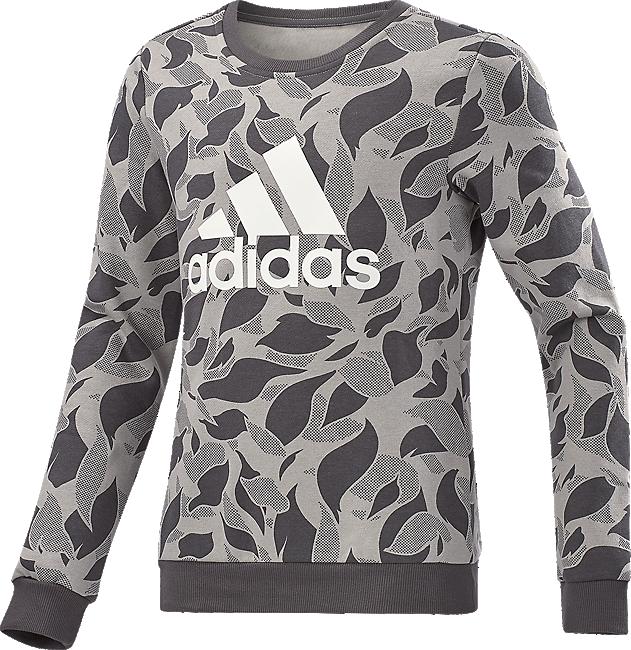 Mädchen Im Günstig Artikelnummernbsp;6643043 Kaufen Grau Von Online Training Sweatshirt In shop Adidas xBderCo