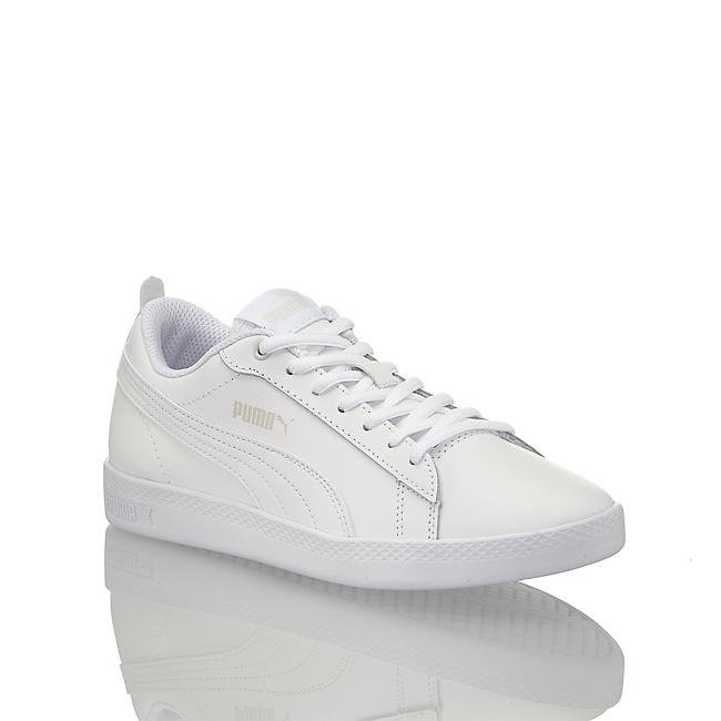 Wns shop L Sneaker In Von Kaufen Günstig Im Blanc Online Damen Smash V2 Puma 0kXOP8wn