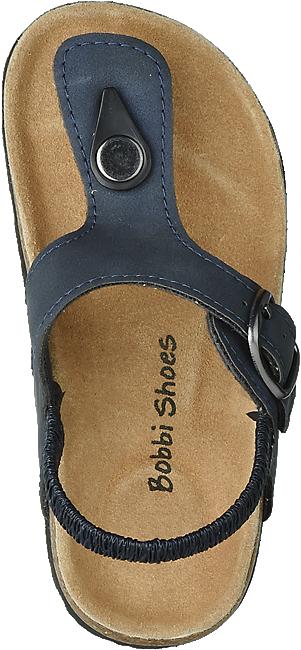Blu Da Bambino Scuro Infradito Sandalo 3L45qARj