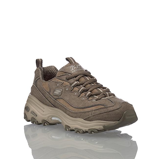 Sneaker brun In Günstig shop Beige Von Online Skechers D'lites Im Kaufen Femmes vO8nyNw0Pm