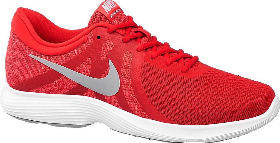 Nike Sneaker 4 Rosso Revolution Da Uomo P8O0wknX