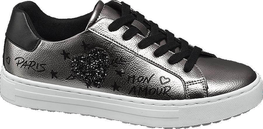 Da Sneaker Argento Da Donna Sneaker Argento Donna QxtshdCBor