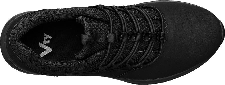 Nera Da Donna Microfibra Sneaker In GUVpzqSM