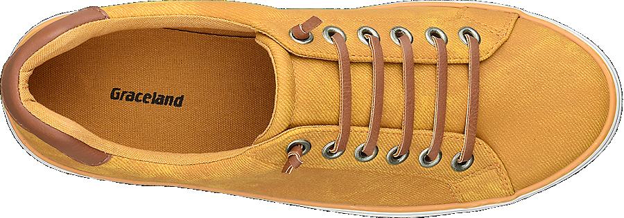 In Sneaker Da Donna Tessuto Senape Color ED9eW2YIH