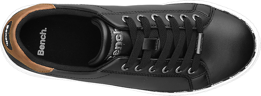 Nera Da Sneaker Donna Bench Sneaker Da Nera Bench L4j5RA3