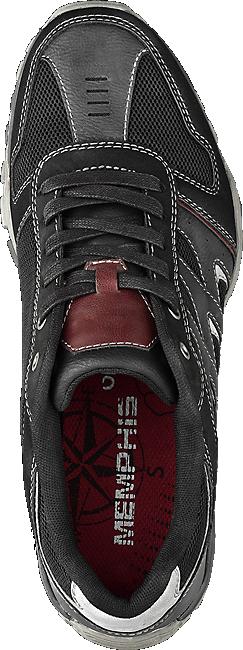 Bimateriale Nera Sneaker Uomo Sneaker Uomo Nera Sneaker Nera Da Bimateriale Bimateriale Da Da rxBeQodCW