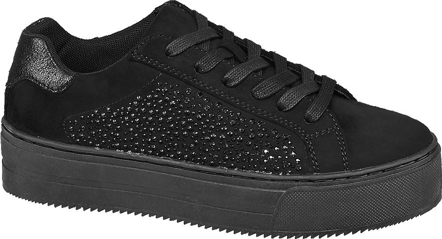 Sneaker Platform Da Platform Nera Sneaker Platform Nera Sneaker Donna Donna Da eWxoCBrd