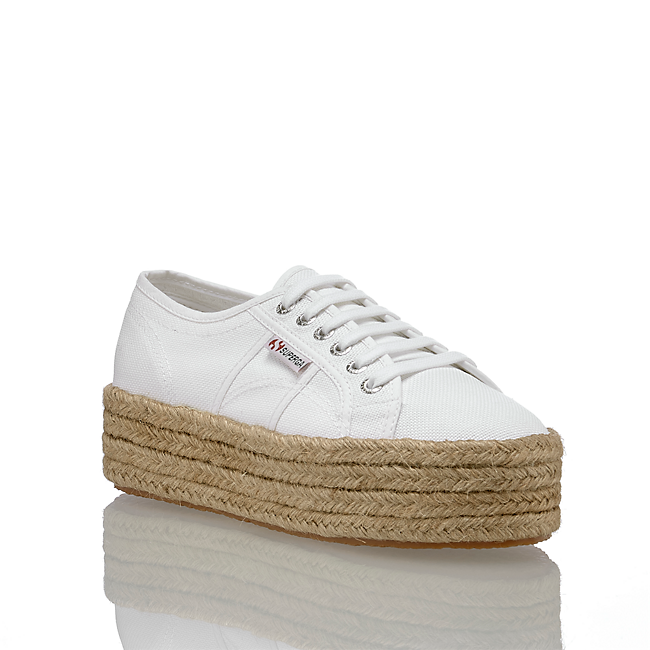 2790 In Günstig Von Kaufen Cotropew Im Online Damen Superga shop Sneaker Weiß fgb7y6