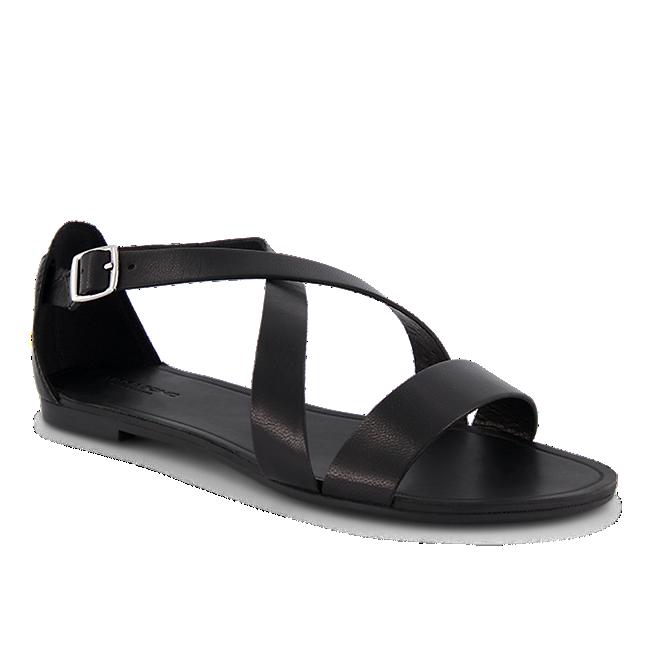 In Schwarz Im Tia Sandalette Damen Vagabond Online Flache Von Günstig shop Kaufen hQrdCxts